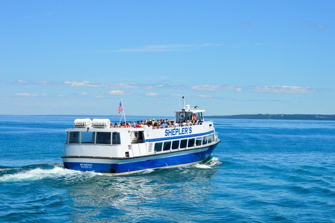 Shepler's Mackinac Island Ferry Took Guests Around the World and Beyond in 2018