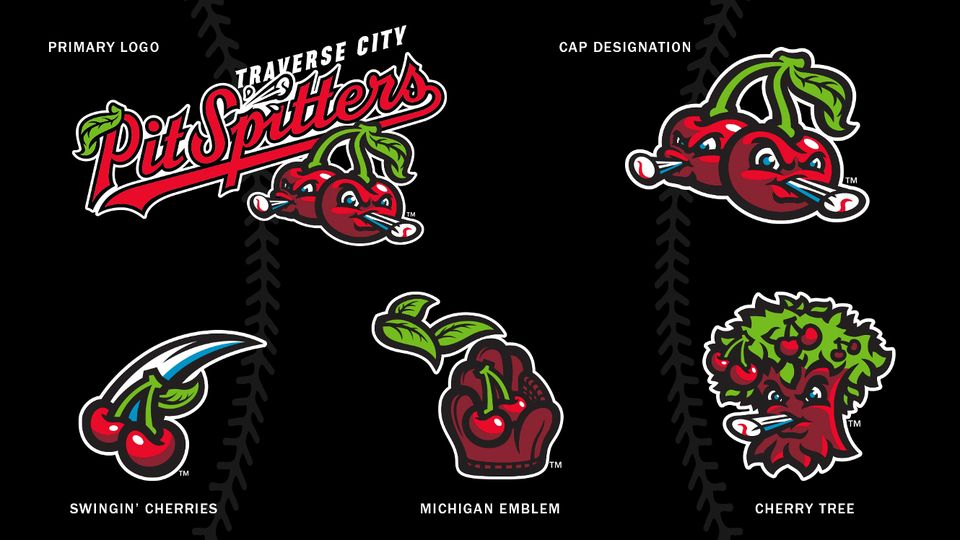 New Traverse City baseball name will make you spit your cherries