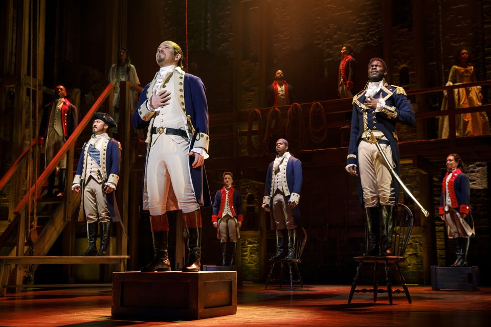 'Hamilton' will come to Grand Rapids in 2020 for a month
