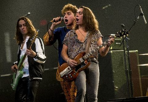 Greta Van Fleet to represent Michigan at Woodstock 50