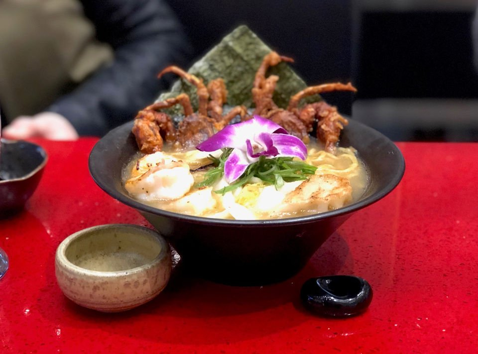 Ranking 4 popular Detroit ramen noodle restaurants