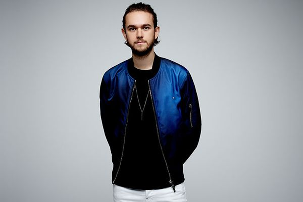 Grammy award-winning artist Zedd brings his tour to Common Ground Music Festival