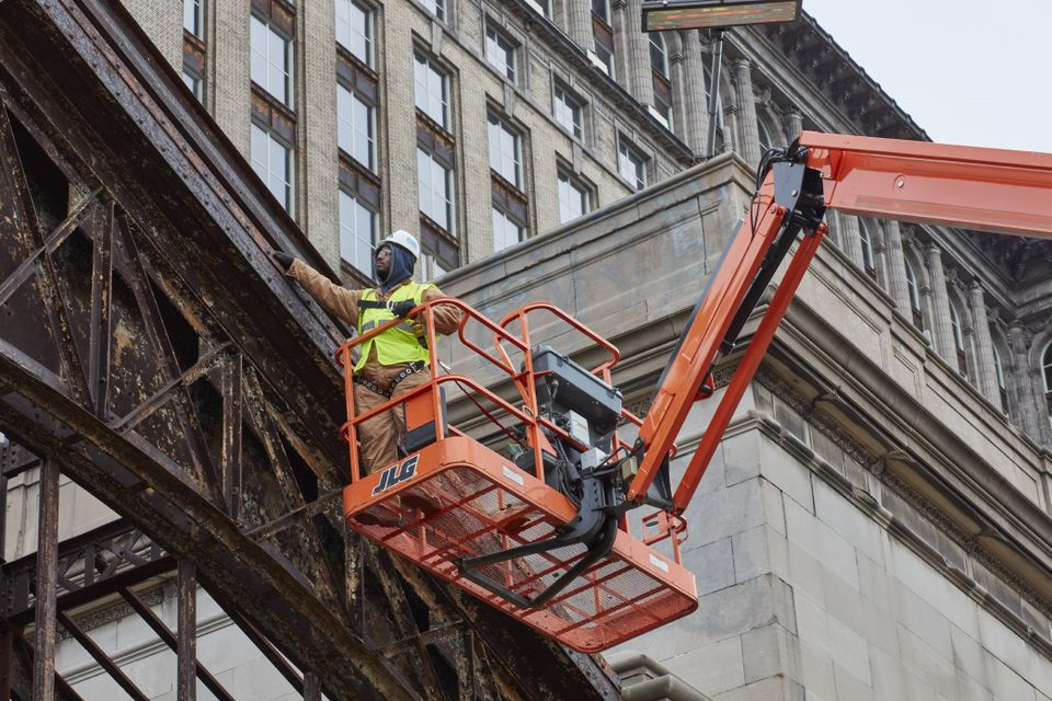 Amtrak service explored for Detroit's Michigan Central Station