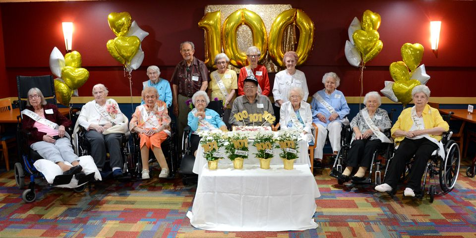'GMA' salutes Michigan community with eighteen 100-year-old residents