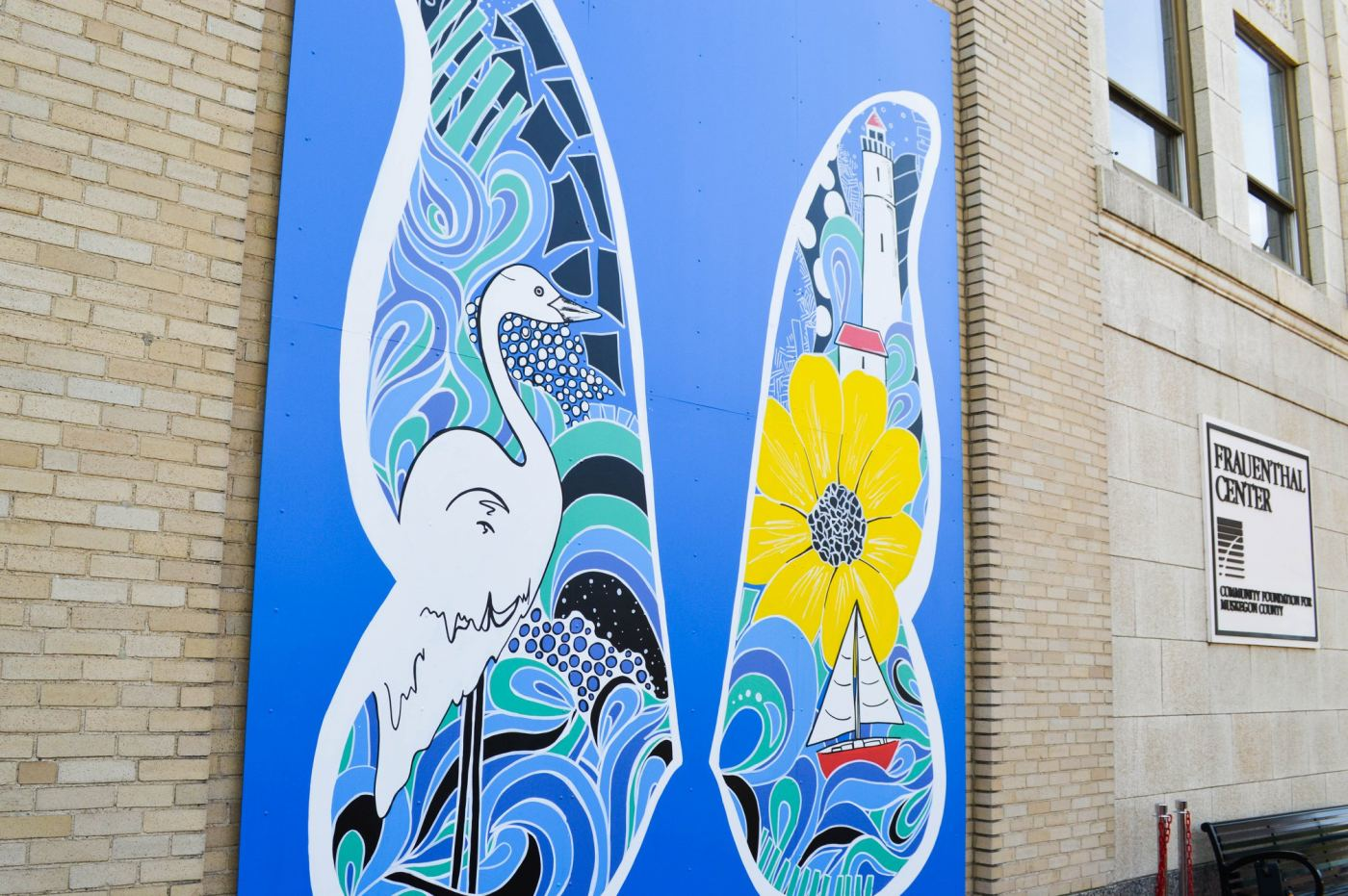 "World-famous muralist and 5 more ""can't miss"" highlights at the 2019 Lakeshore Art Festival"