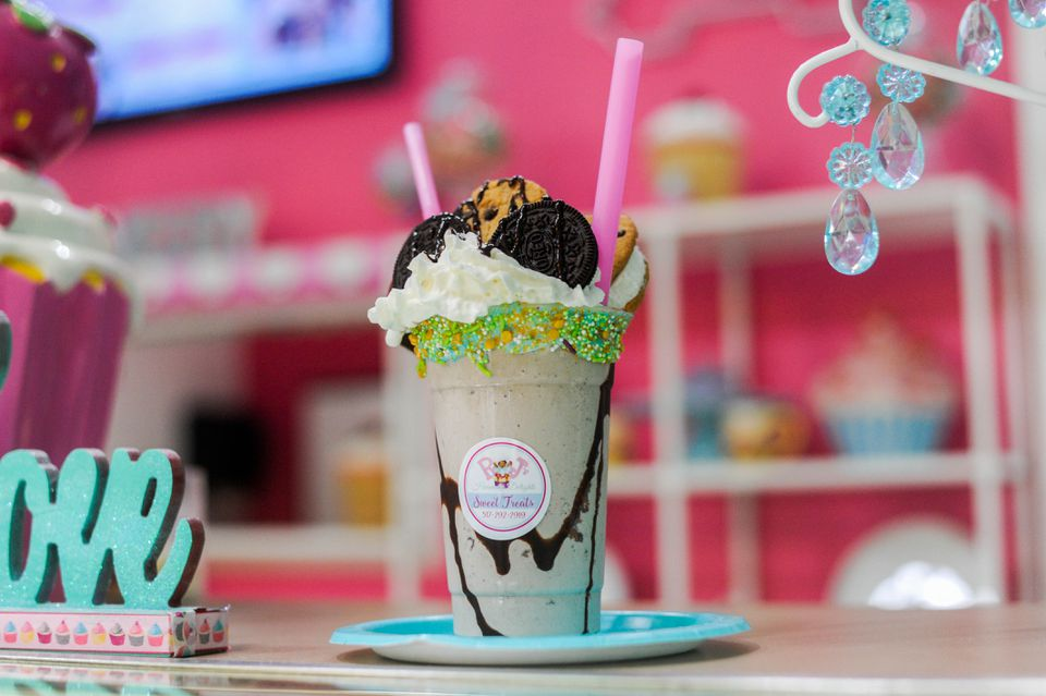 'Crazy shakes' debut at Jackson bakery
