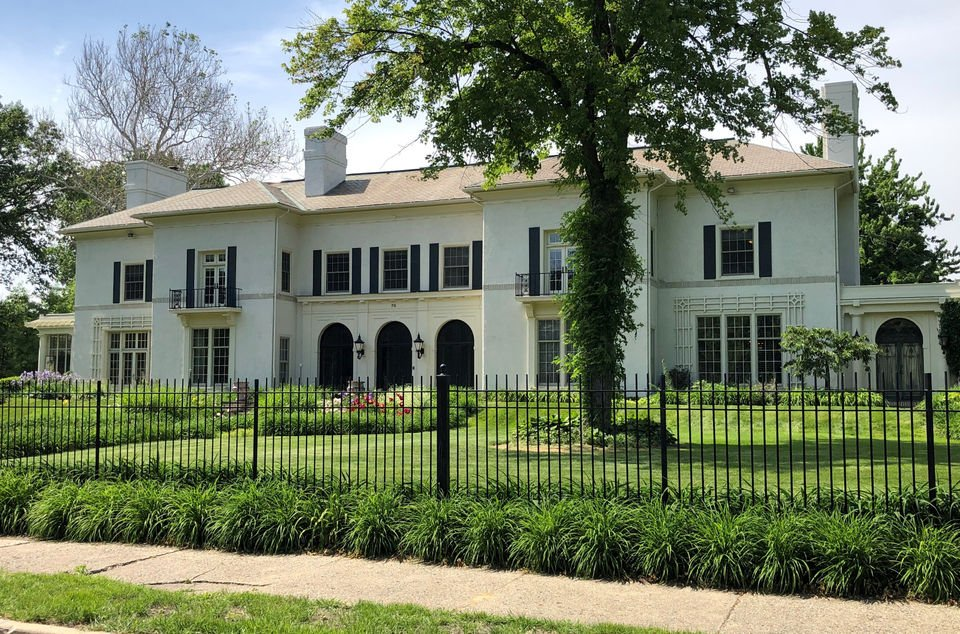 One of Michigan's largest mansions hits market for $3.25M