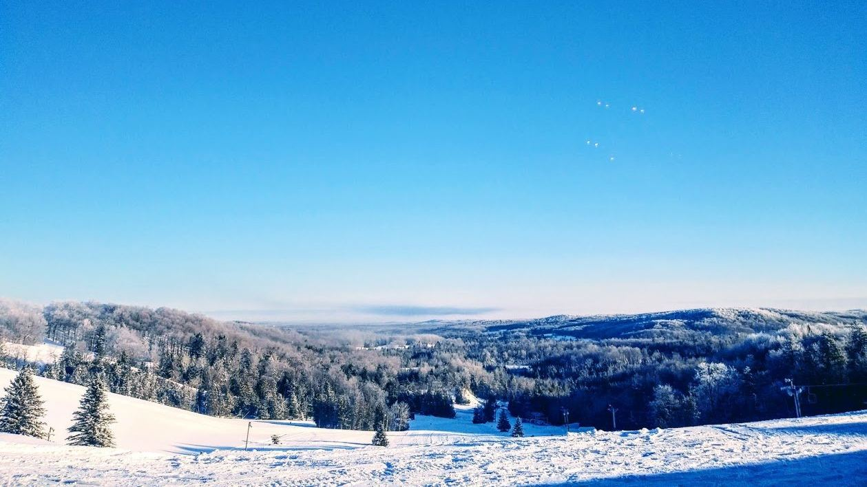 'Hidden gem' ski resort now open to public after nearly 80 years a private property