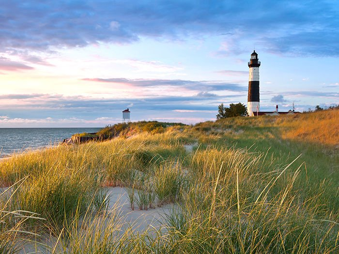 These are some of the most popular state parks in Michigan