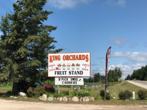 King Orchards Fruit Stand