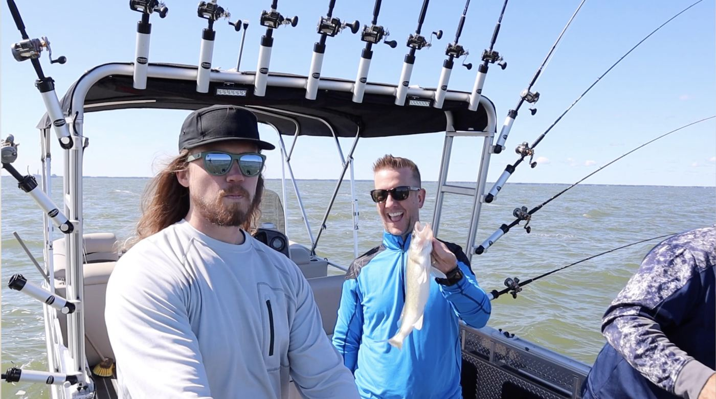 Nick-Eric Fishing with Freeway Sports
