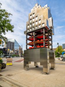 The Boom and Bust, Project 1 by Artprize