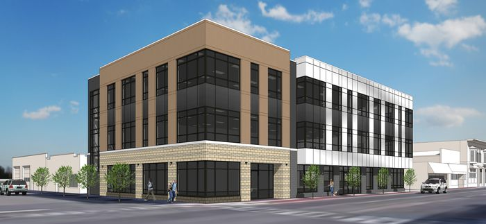 New $5M building to serve as 'gateway' to Grand Rapids' West Side