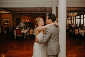 Jenna and Daemian wedding dance