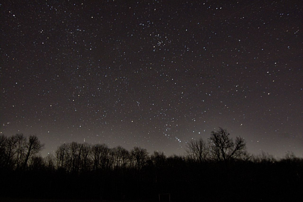 Michigan's second international dark sky park makes its debut