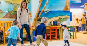 Great Lakes Children's Museum in Traverse City