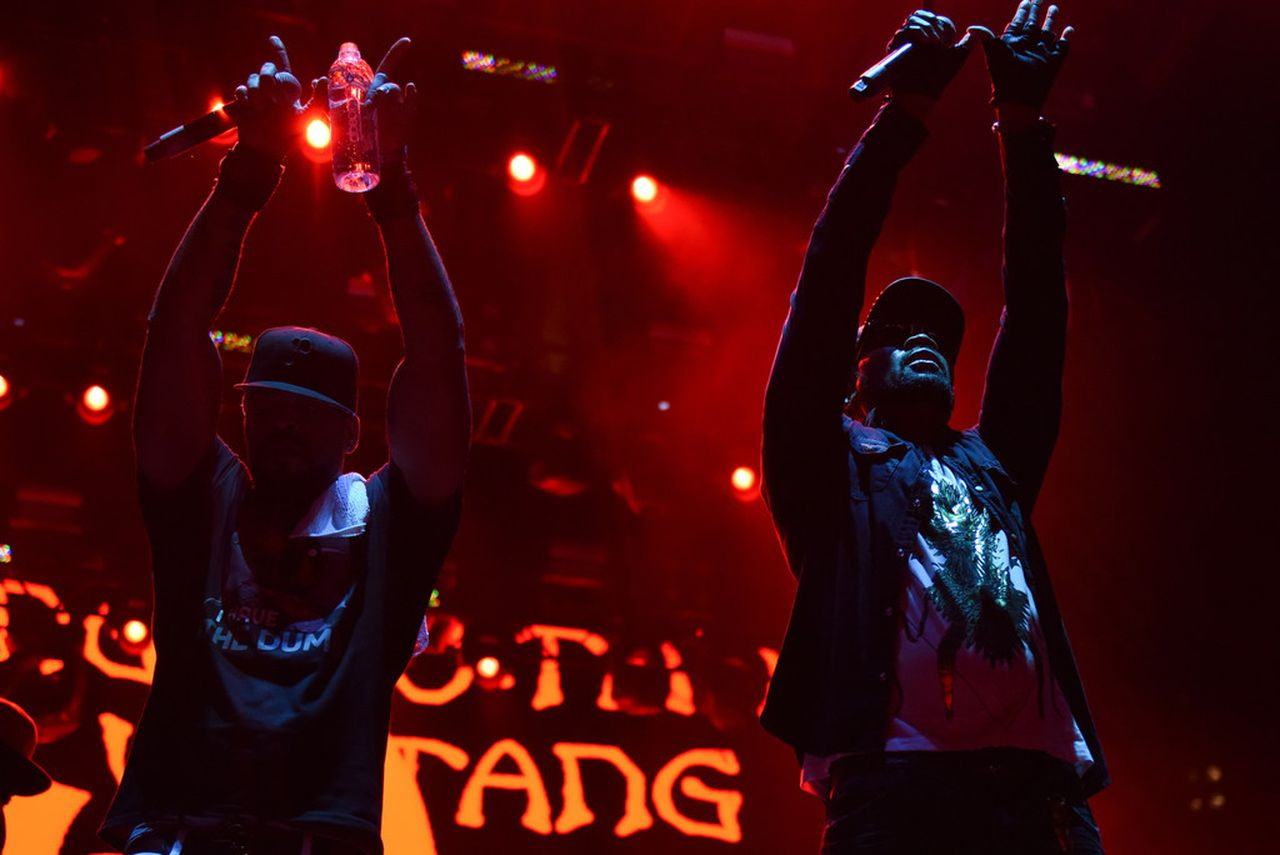 Wu-Tang Clan to perform with the Detroit Symphony Orchestra