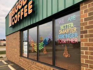 Biggby coffee location