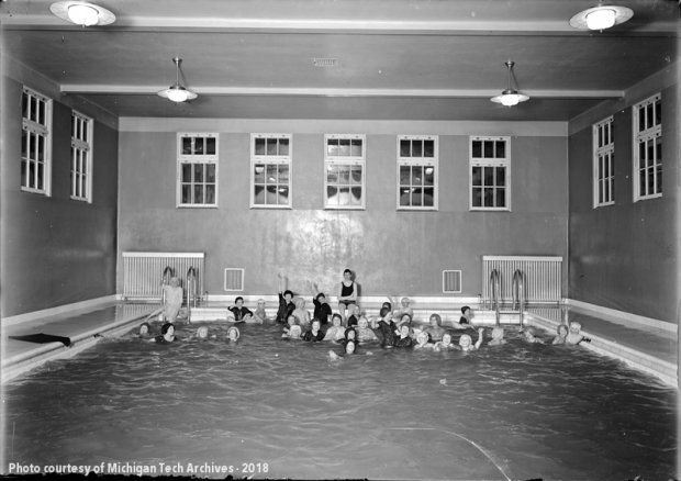 Why vintage U.P. bathhouses were so popular