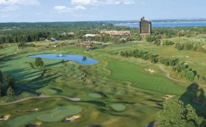 Grand Traverse Resort and Spa's The Bear golf course