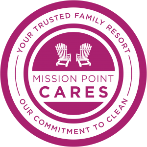 Mission Point Cares seal