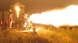 Mackinac State Historic Parks 'Fire at Night' event