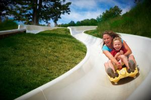 Michigan's only Alpine Slide