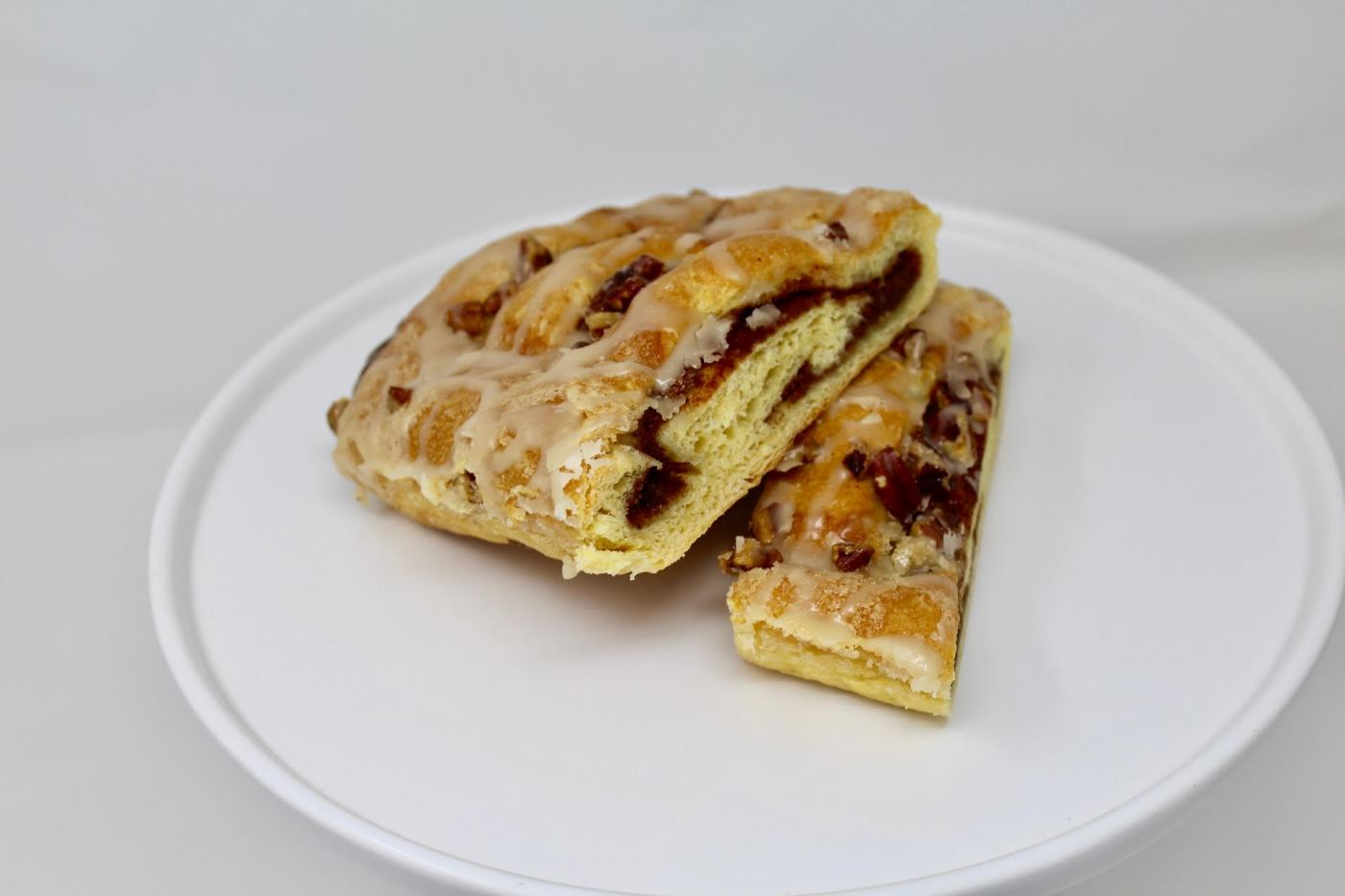 The Caramel Pecan Danish Coffee Cake from Arnie's Bakery is our pick for Sweet Treat of the Week