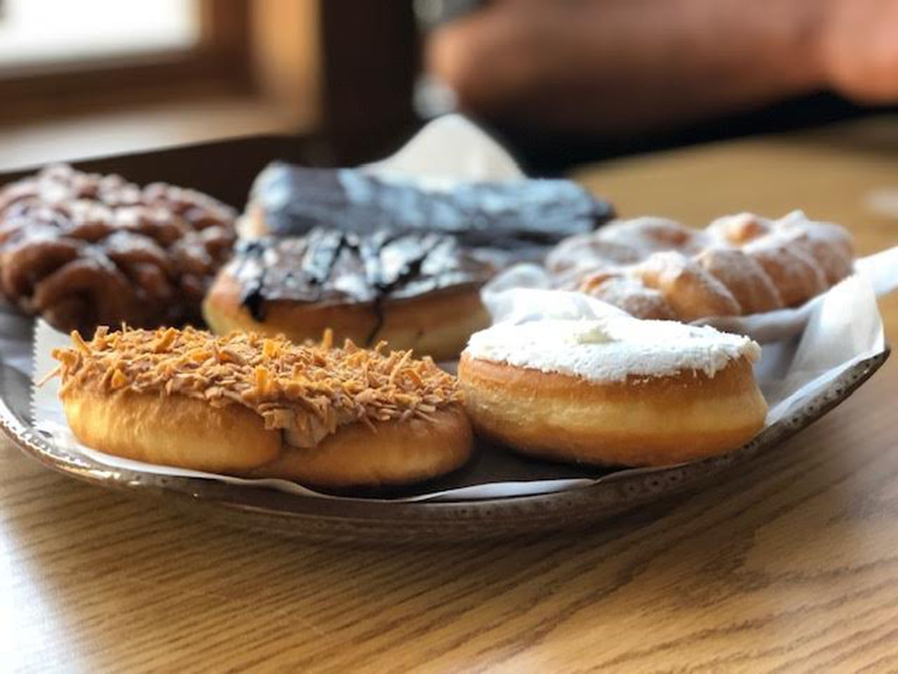 These are the best doughnuts in Michigan