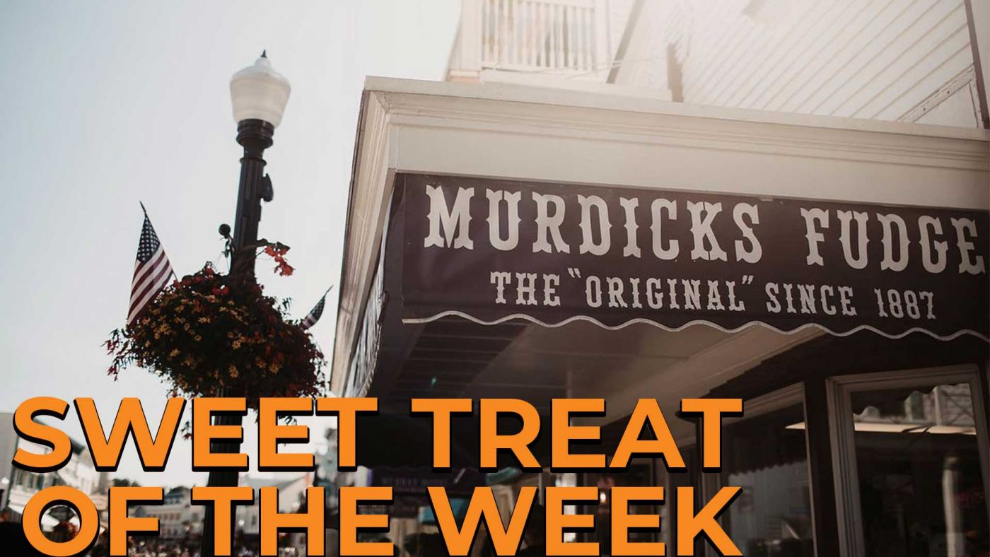 Sweet Treat of the Week, Original Murdick's Fudge shop