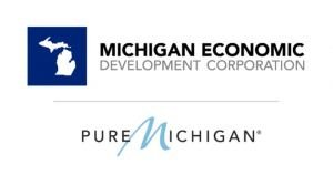 MEDC-Pure Michigan combo logo